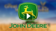 Barry Nelson with John Deere Promotes Film