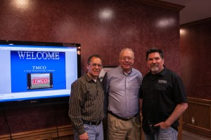 Conrad Weaver meets with Executives from TMCO